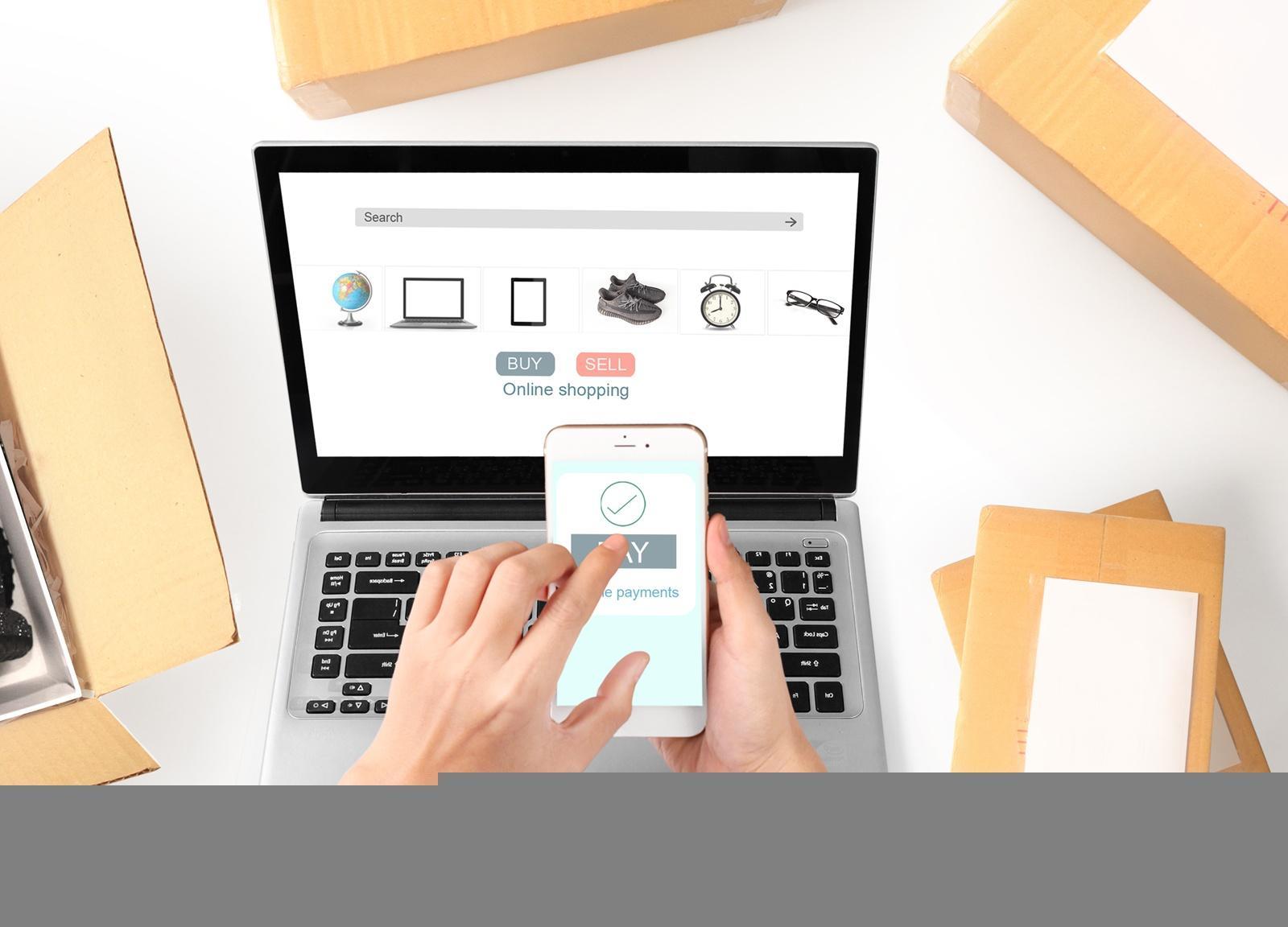 Como as empresas estão se adaptando para vender online