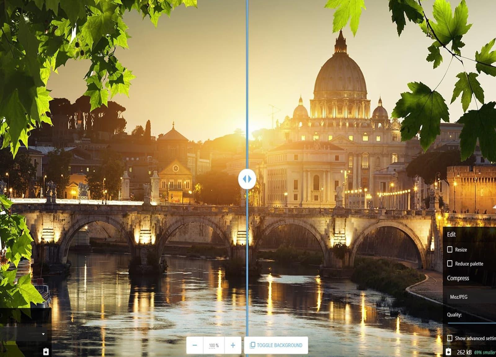 Testamos Squoosh: novo app de otimização de imagens na WEB