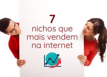 Qual o nicho que mais vende na internet?